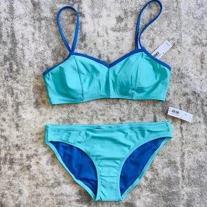 NWT Bikini Set Reversible